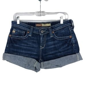 Big Star REMY Low Rise Jean Shorts